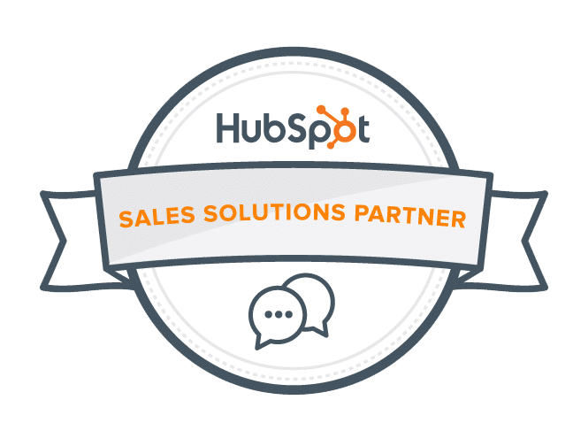 Entreflow Hupspot sales solutions partner badge 2