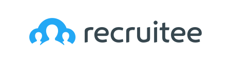 best software for small businesses Recruitee logo