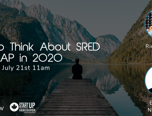 July 21st QT Chats: How to Think About SRED and IRAP in 2020