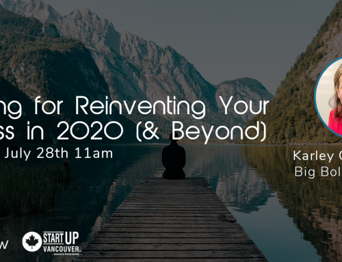 July 28th QT Chats: Branding for Reinventing Your Business in 2020 (& Beyond)